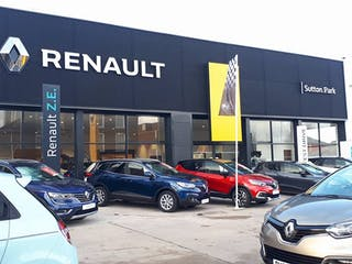 Burton-On-Trent Renault