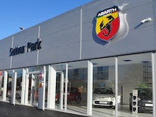 Coventry Abarth - Service Centre