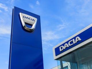 Stourbridge Dacia