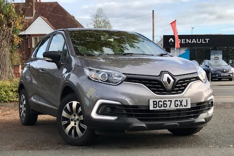 Renault Captur Expression Plus Tce 2017